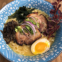 Chicken Shoyu Ramen